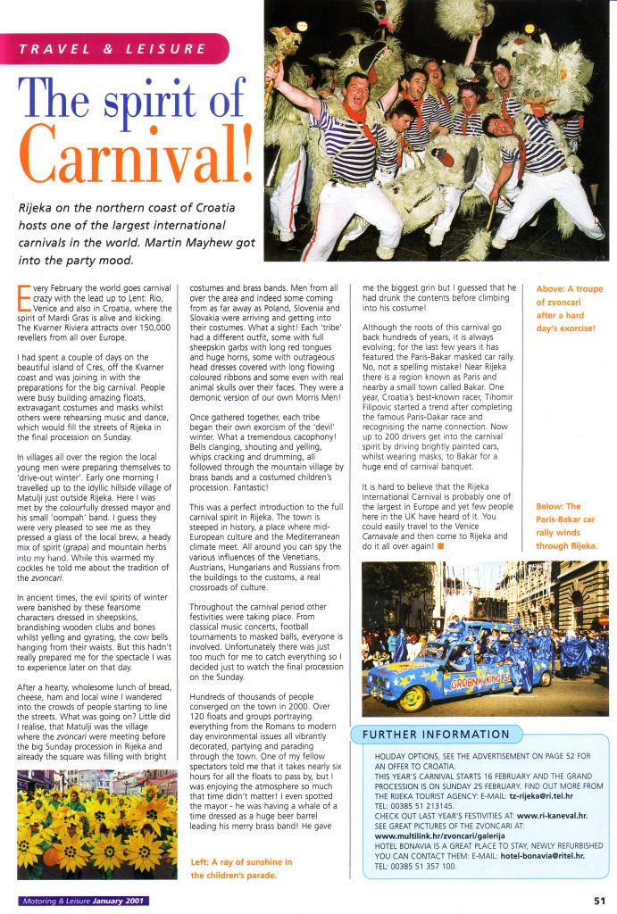 rijeka carnival rijecki karneval article