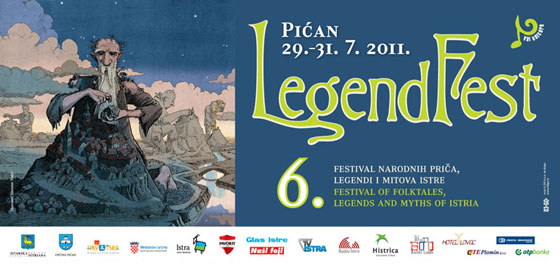 legendfest 2011 banner